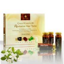 Chuleevandevi B1 gyógynövényes hajnövesztő tonik hajhullásra, demodexre 4×15 ml