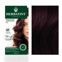 SÉRÜLT Herbatint 4R Réz gesztenye hajfesték, 135 ml