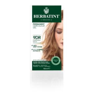Herbatint 9DR Réz-arany hajfesték, 150 ml