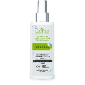 Labnatù bio tanúsított spray dezodor (Vapo), Zöldtea, 100 ml