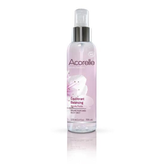 Acorelle Bio testpermet, Színtiszta Gyümölcs (Kiegyensúlyoz), 100 ml