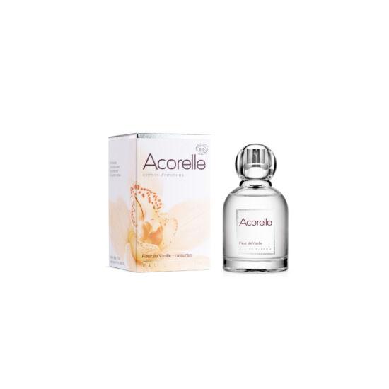 Acorelle Bio Eau De Parfum, Vanília Virágzás (Önbizalmat ad), 50 ml