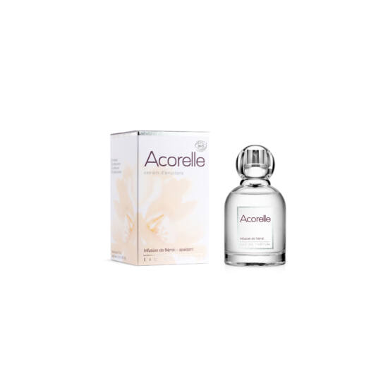 Acorelle Bio Eau De Parfum, Neroli - Narancsvirág Infúzió (Megnyugtat), 50 ml