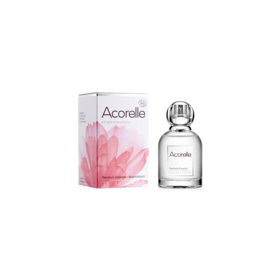 Acorelle Bio Eau De Parfum, Színtiszta Pacsuli (Erőt ad), 50 ml