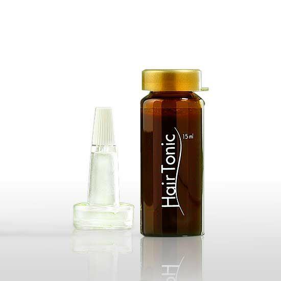 Chuleevandevi B1 FIOLA gyógynövényes hajnövesztő tonik hajhullásra, demodexre - 1×15 ml