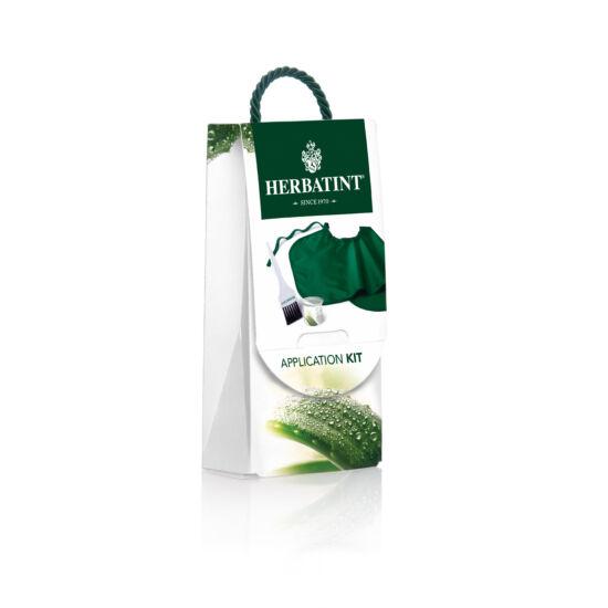 Herbatint applikációs szett (ecset, mérőpohár, kendő)