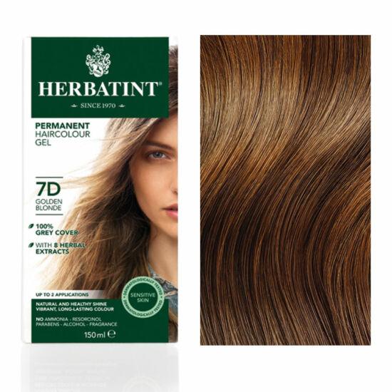 Herbatint 7D Aranyszőke hajfesték, 135 ml