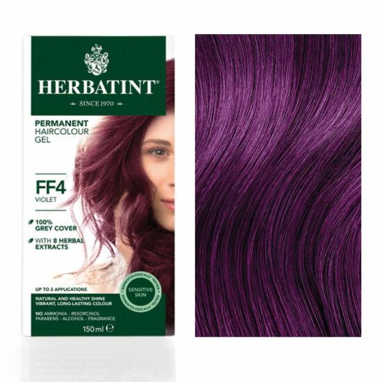 Herbatint FF4 Fashion Ibolya hajfesték, 135 ml