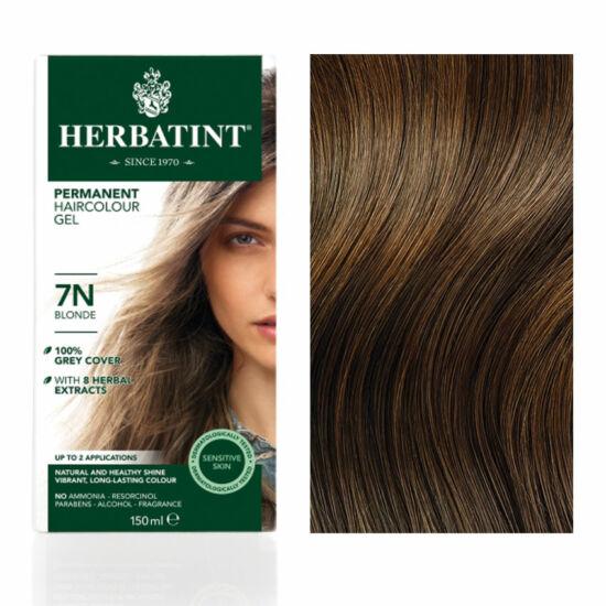 Herbatint 7N Szőke hajfesték, 150 ml
