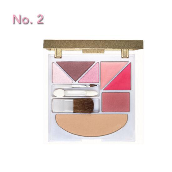 Lepo 524 ásványi Make-Up paletta No. 2, rózsa-rózsa