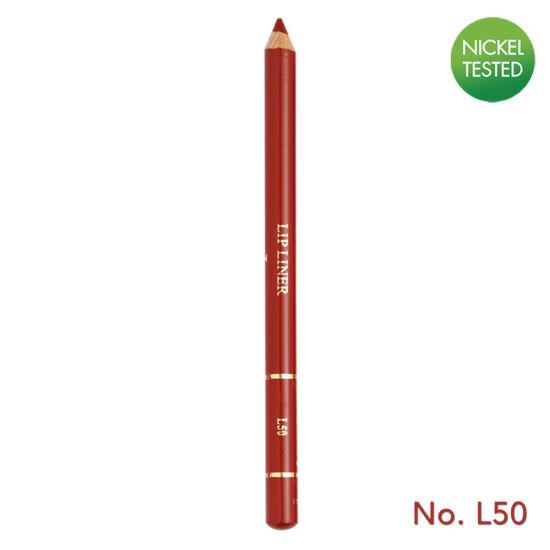 Lepo 608 Ajakkontúr ceruza, No L50 Tégla