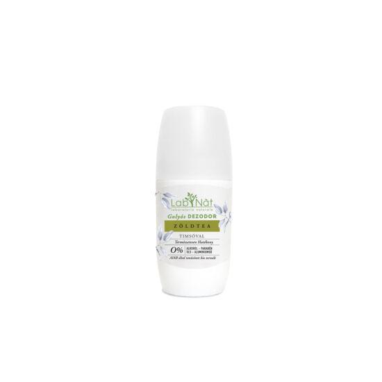 Labnatù bio tanúsított roll on dezodor, Zöldtea, 75 ml