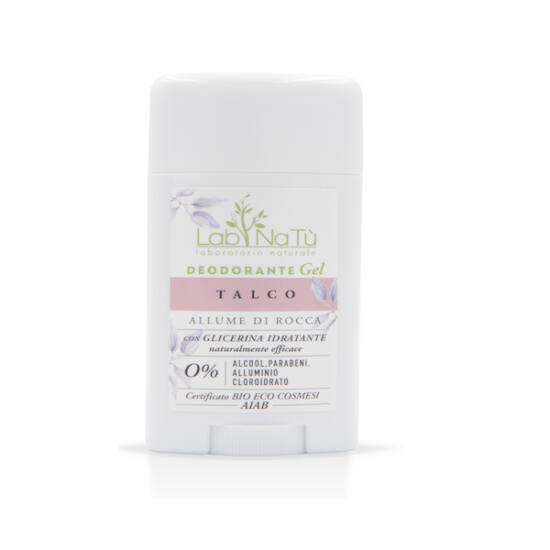 Labnatù bio tanúsított stift (gél dezodor), Púder, 50 ml