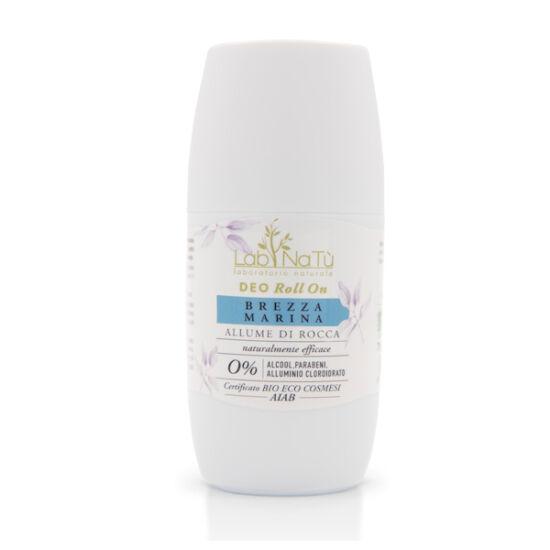 Labnatù bio tanúsított roll on dezodor, Tengeri szellő (unisex illat), 75 ml