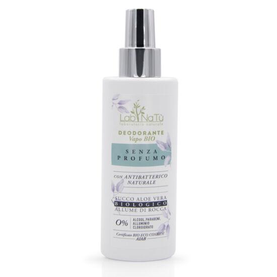 Labnatù bio tanúsított spray dezodor (Vapo), Natúr (illatmentes), 100 ml