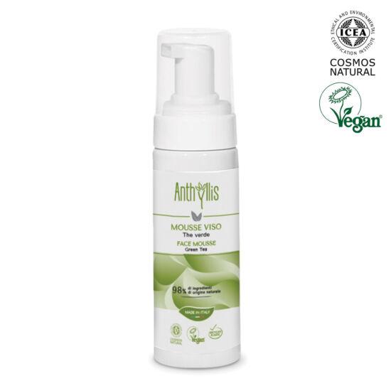 ÚJ Anthyllis 2321 NATÚR Arctisztító hab, 150 ml